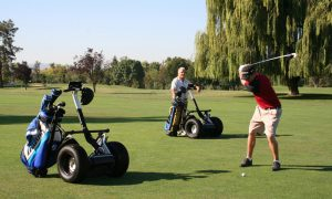 Swing Action Improvement Using Selected Golfing Gadgets