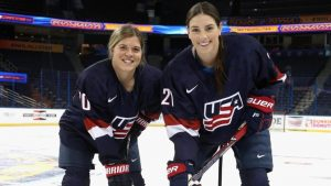 Women's Hockey Will get Online Boost!